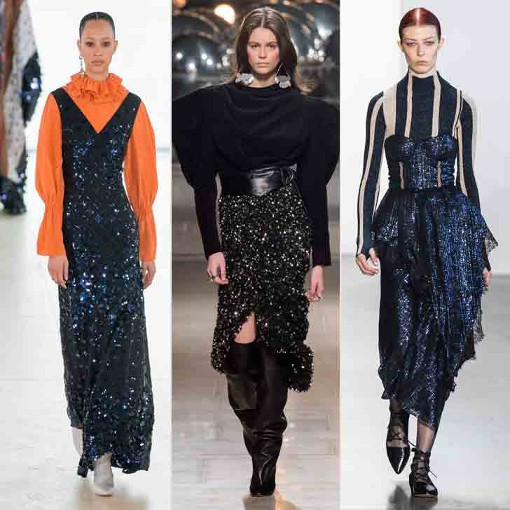 Fall Fashion Trends 2019: Midnight Sequins