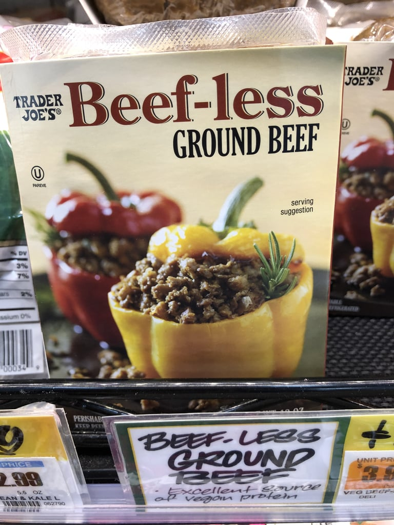 Beef-Less Ground Beef