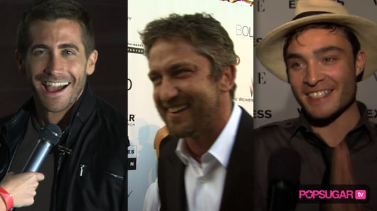 Jake Gyllenhaal at Private Movie Screening, Ryan Gosling at the amFar Charity Auction in Cannes, and Ed Westwick Interview About 2010-05-21 15:19:01