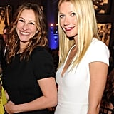 Julia Roberts and Gwyneth Paltrow