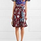 Diane von Furstenberg Flutter Wrap Dress