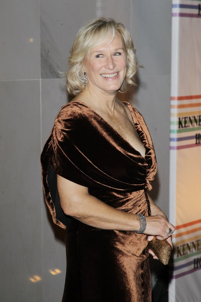 Glenn Close made her way into the 2011 Kennedy Center Honors.