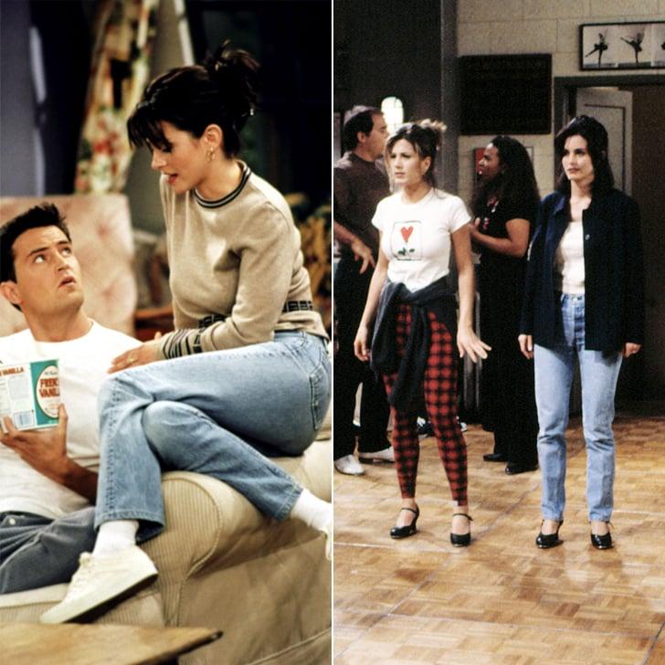 Monica's Jeans on Friends