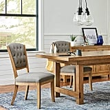 Stone & Beam Bergen Tufted Dining Chairs