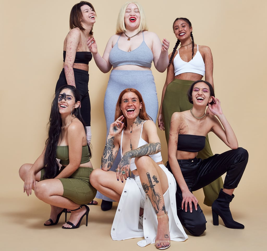 Missguided In Your Own Skin Campaign 2018