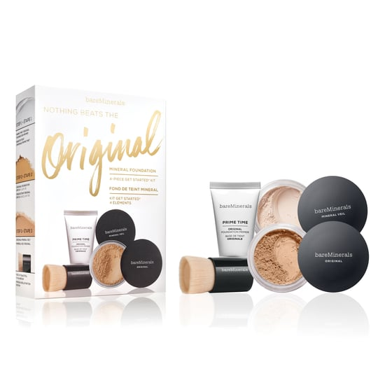 Bare Minerals Original Matte Foundation Review