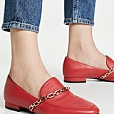 Stella Luna Chain Loafers