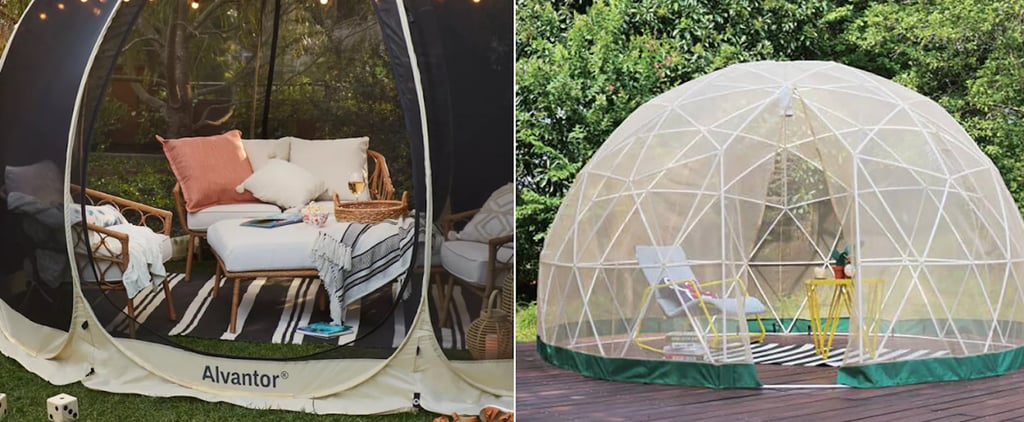 Cool Outdoor Gazebos and Domes From Target | 2021