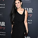 Demi Moore at the 2020 Vanity Fair: Hollywood Calling Event