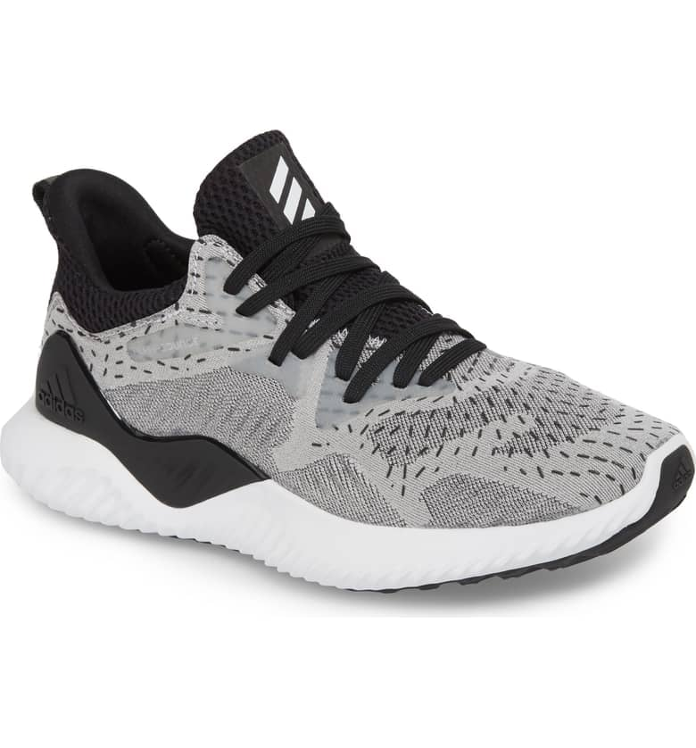 a3c2cd1b5da29 Adidas AlphaBounce Beyond Knit Running Shoes