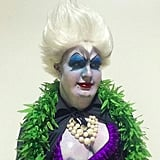 Colton Haynes as Ursula From The Little Mermaid