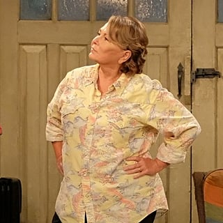 does roseanne die on the conners