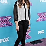 Finalist Carly Rose Sonenclar will compete in the finale.