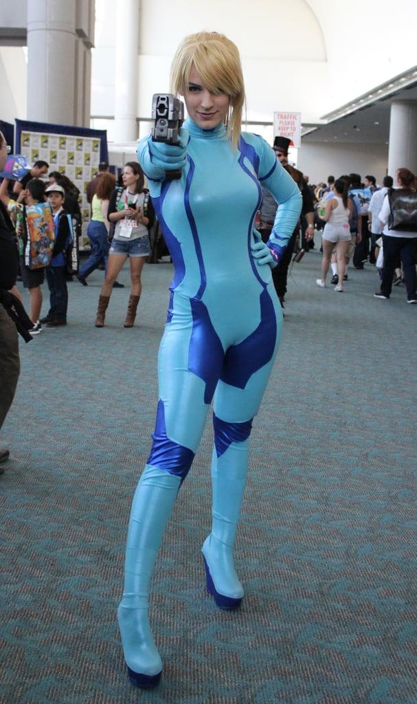 Zero Suit Samus — Super Smash Bros. Brawl
