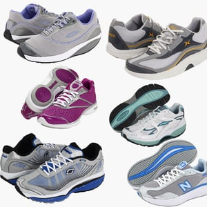 The Latest Selection of Toning Shoes