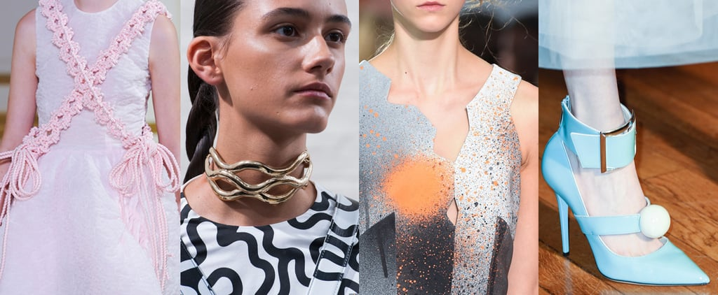 London Fashion Week Spring 2016 Accessories and Details