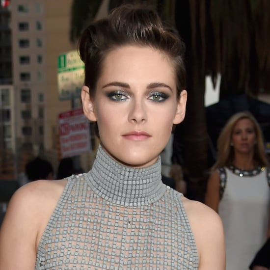 Kristen Stewart Makes a Sexy Entrance at the Hollywood Film Awards