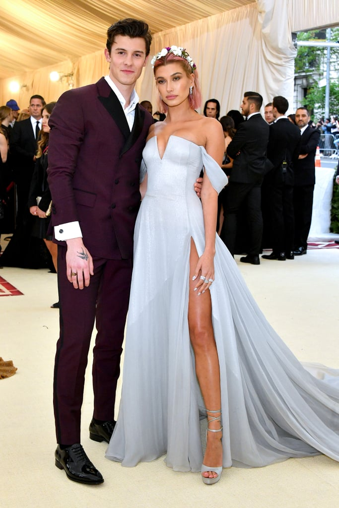 Image result for Hailey Baldwin met gala 2018