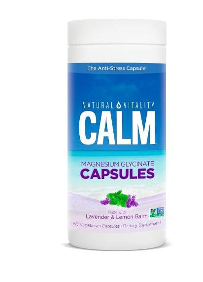 Natural Calm Capsules