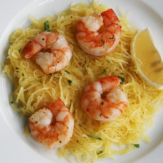 Shrimp and Spaghetti Squash Recipe