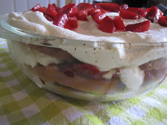 Strawberry Shortcake Trifle Recipe 2011-05-27 10:42:04