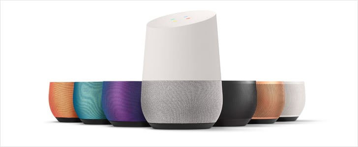 Meet Google Home, the Amazon Echo Competitor That Looks Amazing