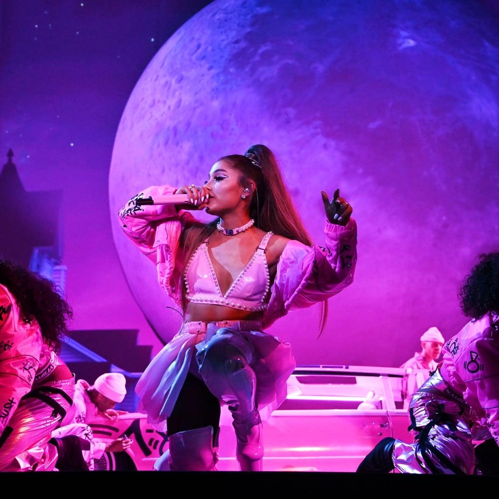 Ariana Grande Encourages Voter Registration on Tour 2019