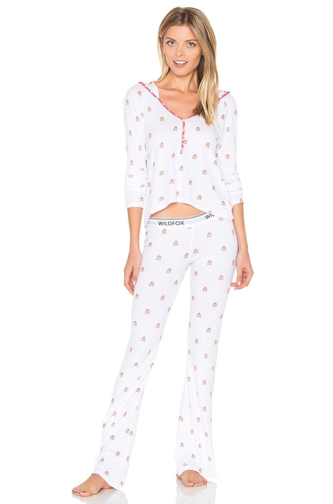 Wildfox Christmas Pajamas.Hrush Achemyan Beauty Gift Guide Popsugar Beauty