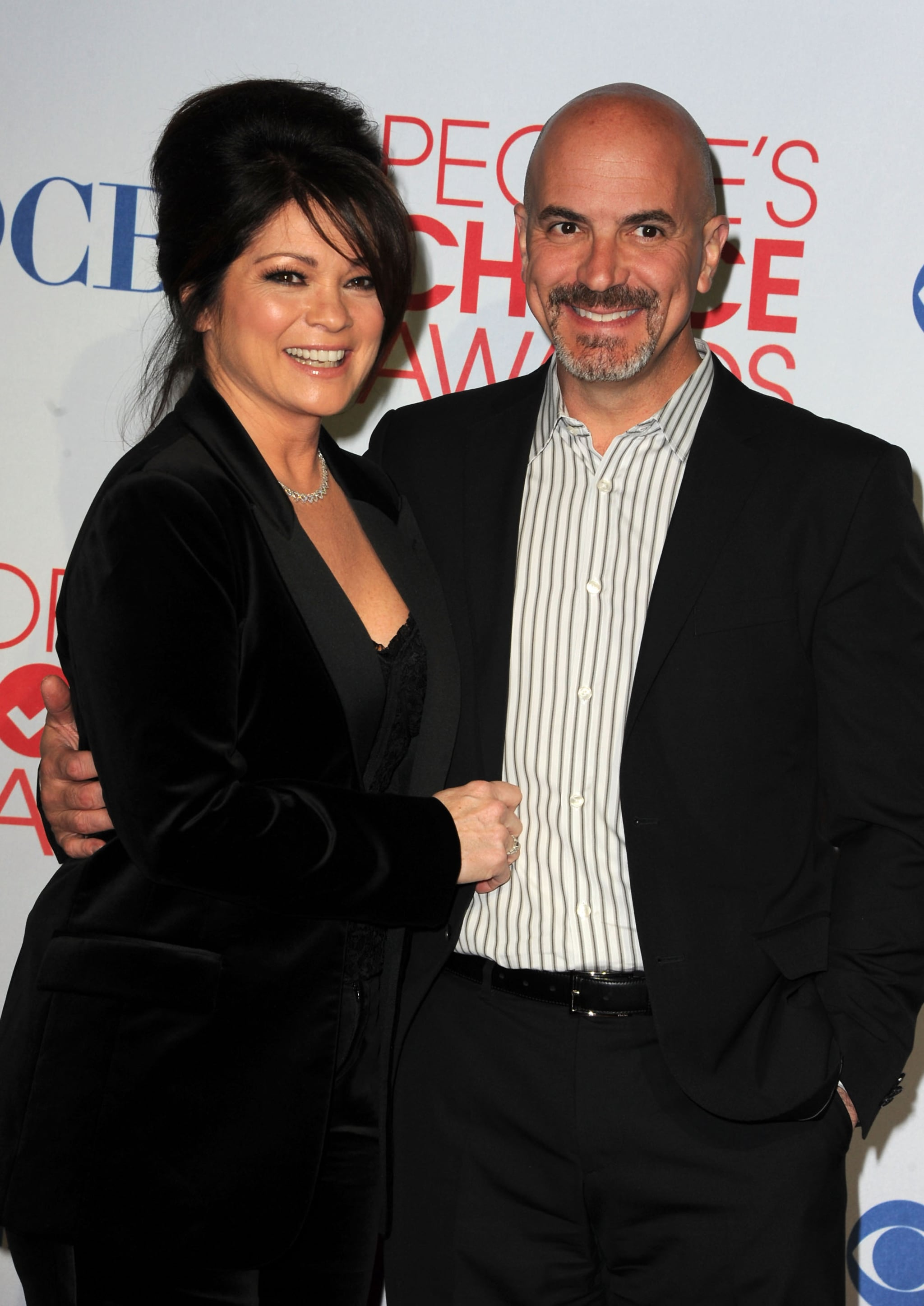Valerie Bertinelli And Tom Vitale 28 Celebrities Who Got Married Later In Life Popsugar Celebrity Photo 25