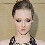 Amanda brought the Lovelace promo tour to Los Angeles, where she opted for an intense smoky eye look. The shadows were a mix of plum and illuminating silver from the Clé de Peau Beauté Eye Color Quad in 205 ($55), set off with smudged black eyeliner.
