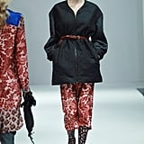 Fall 2011 London Fashion Week: Clements Ribeiro
