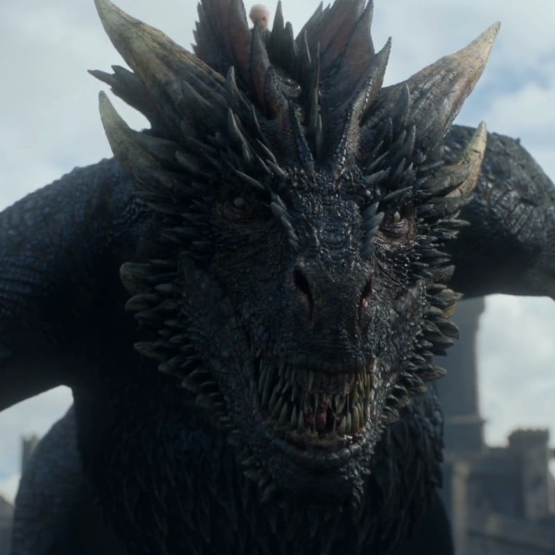 Dragon Names on Game of Thrones | POPSUGAR Celebrity Australia