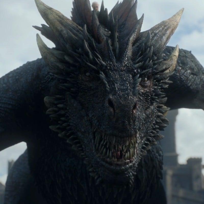 Dragon Names on Game of Thrones POPSUGAR Celebrity Australia