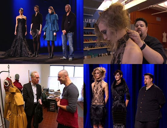 Who Would You Have Voted to Keep on Project Runway Last Night, Chris or Rami?