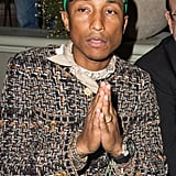 Pharrell Williams Will Also Cohost