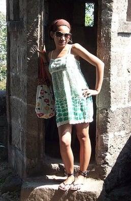 Look of the Day: Aztec Cutie