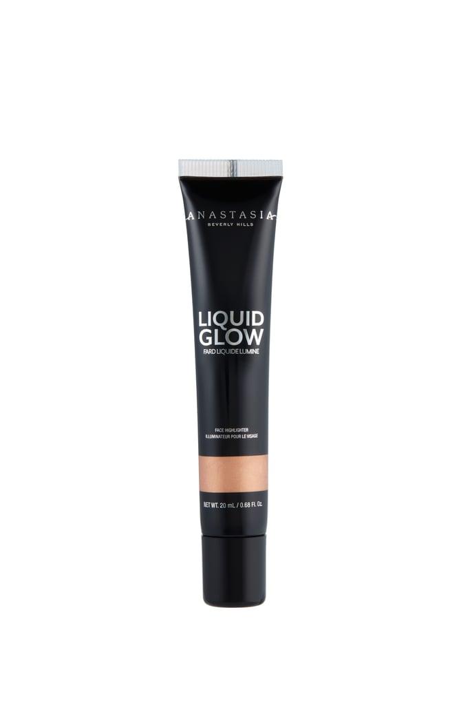 Anastasia Liquid Lipsticks Spring 2016 Review Swatches: Anastasia Beverly Hills Liquid Glow Highlighter