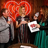 Brooklyn Decker and Andy Roddick at iHeartRadio Country Fest