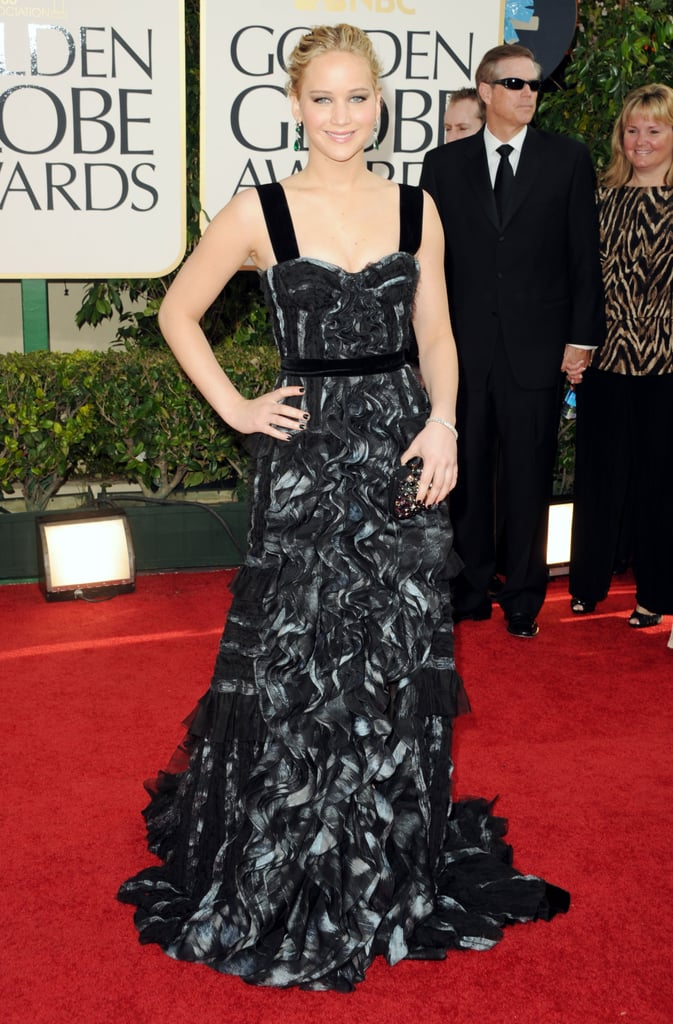 Pictures of Girls on 2011 Golden Globes Red Carpet