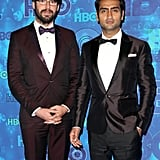Pictured: Martin Starr and Kumail Nanjiani