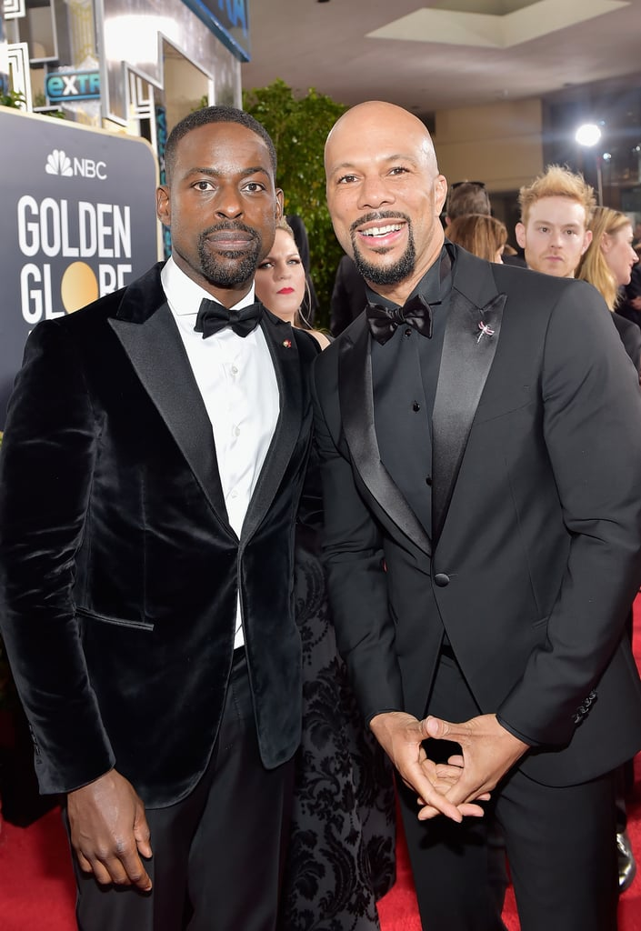 Pictured: Sterling K. Brown and Common