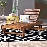 Arianna Reclining Chaise Lounge
