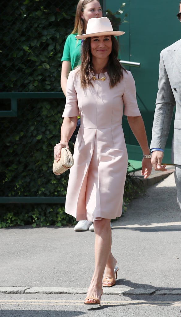 Pippa Middleton's Stella McCartney Dress at Wimbledon 2019