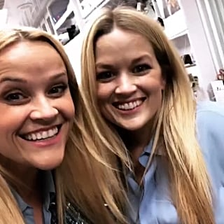 Reese Witherspoon's Instagrams With Her Body Double 2018