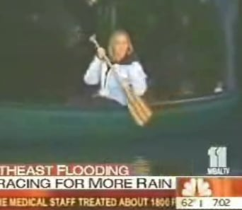News Reporter Is Caught Stretching The Truth
