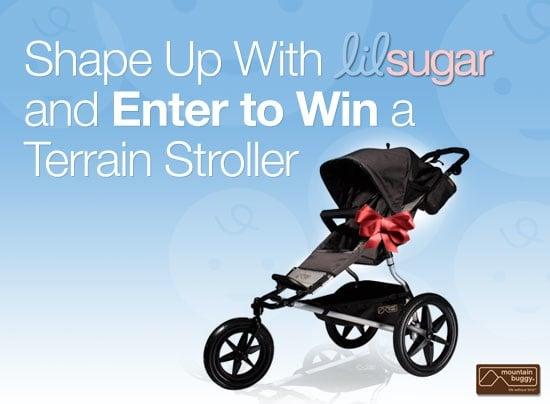 Win a Mountain Buggy Terrain Jogging Stroller on LilSugar!