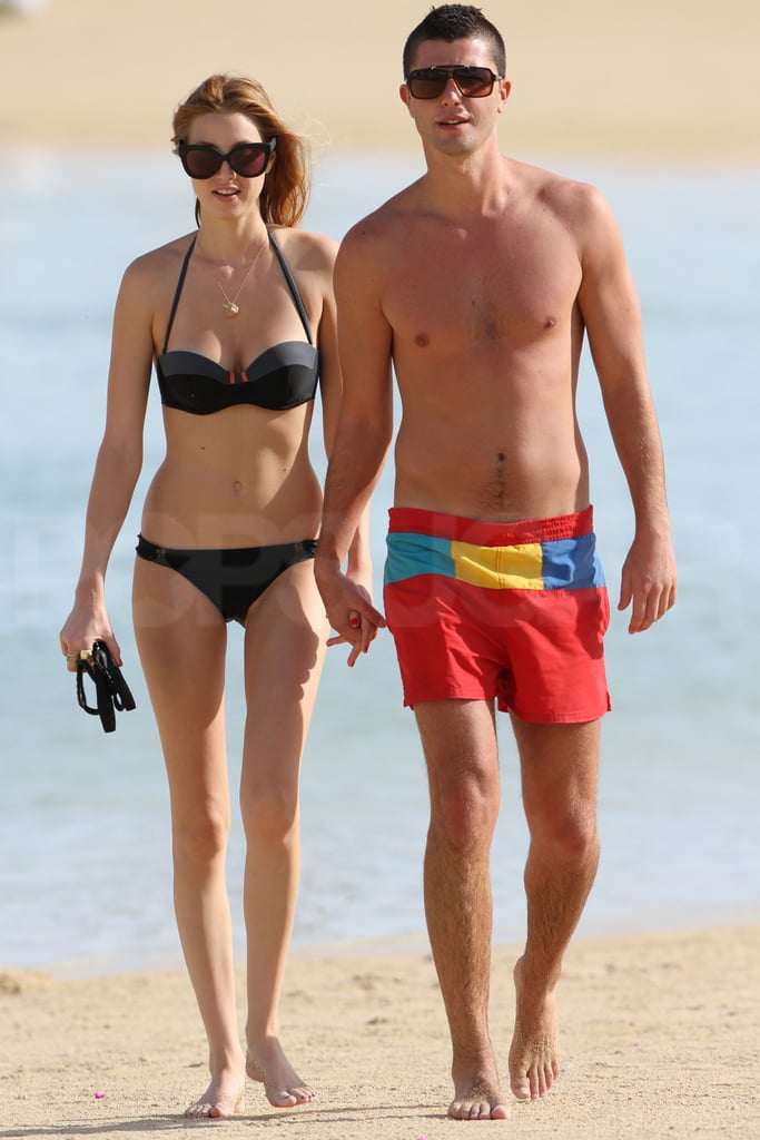 Pictures of Whitney Port in a Bikini