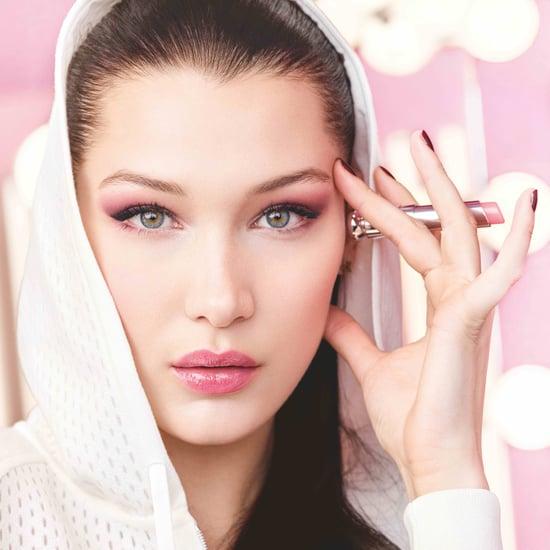 Bella Hadid Dior Makeup Ad