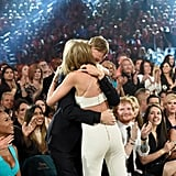 When Ed Gave Taylor and Calvin the World's Cutest Look