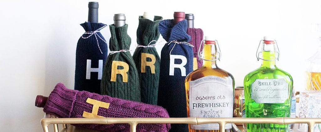 19 DIY Harry Potter Gifts For the Wizards and Witches on Your Holiday List